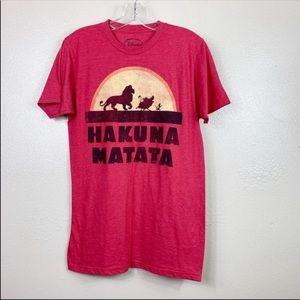 4/$25 Men's Disney's Lion King Tee Shirt